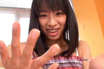 Anmi hasegawa hot asian teen has big 5
