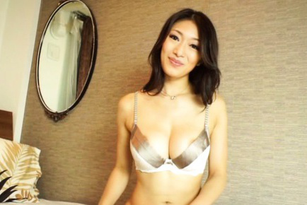 Reiko kobayakawa. Reiko Kobayakawa has huge cans nipples sucked and licks balls
