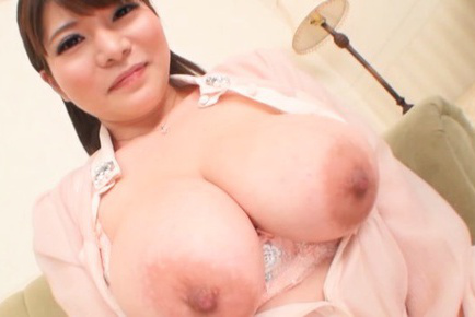 Kurumi kokoro. Kurumi Kokoro Asian loves having her huge assets touched by men