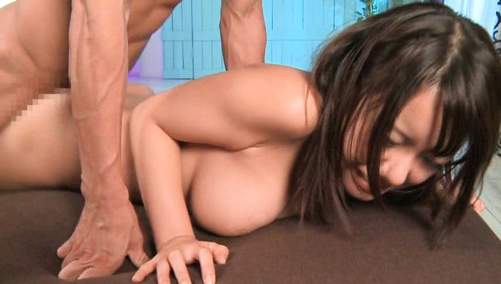 Riona kamijyou. Riona Kamijyou Asian with huge breasts is